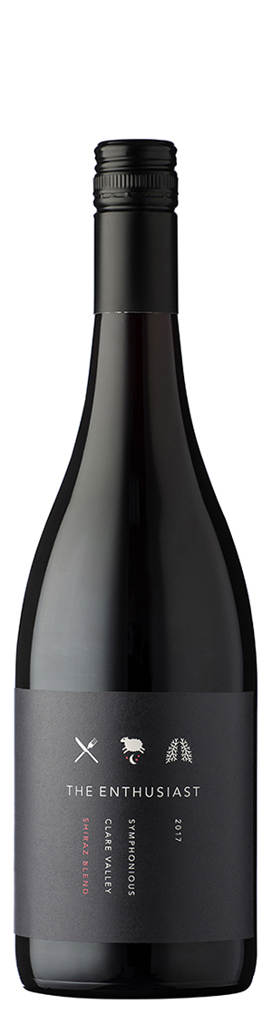 2017 the Enthusiast Clare Valley Shiraz Blend